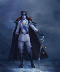Admiral Ar`alani, Star Wars