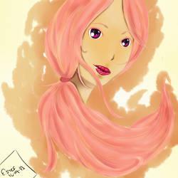 Dibujo porque si by Estefania-C