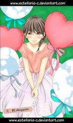 Ellie - Koi Wazurai no Ellie - Color by Estefania-C