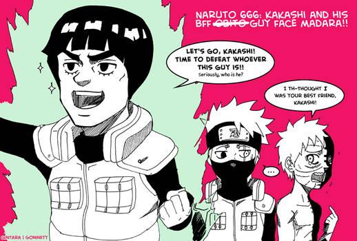 Naruto: BFF