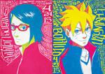 Naruto Gaiden: Sarada and Boruto
