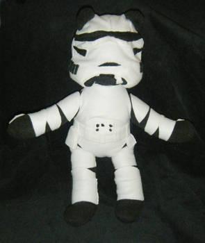 Stormtrooper Bear
