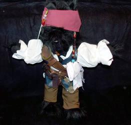 Jack Sparrow Bear