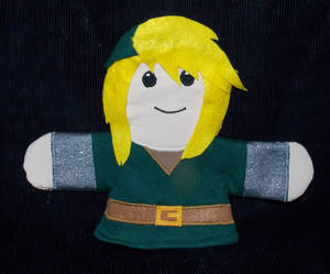 Link Hand Puppet