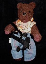 Daryl Dixon Bear