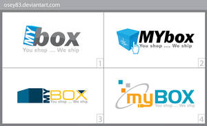 Mybox logo by osey83