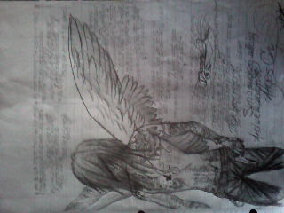 Angel Guy by Grotesque-Things