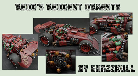 Redd's Reddest Dragsta by Dgs-Krieger