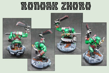 Ronoak Zhoro by Dgs-Krieger
