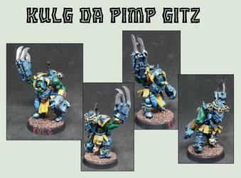 Kulg da Pimp Gitz