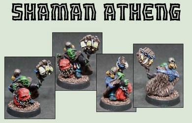 Shaman Atheng