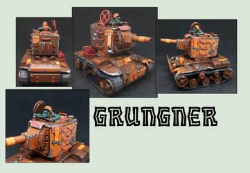 Grungner