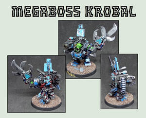 Megaboss Krobal