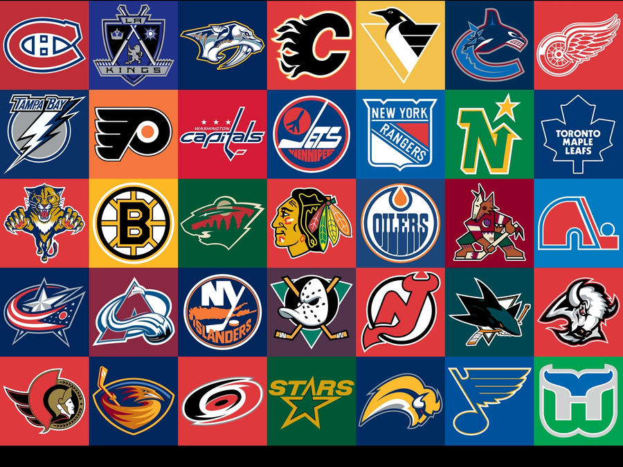 Nhl Team Logos Nhl Team Logos by