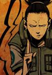 NARUTO:Shikamaru