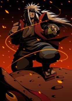 NARUTO:Jiraiya