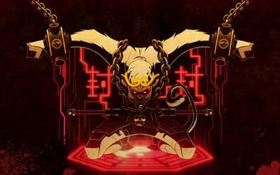Hsi Yu Chi:Gokuu by GODTAIL