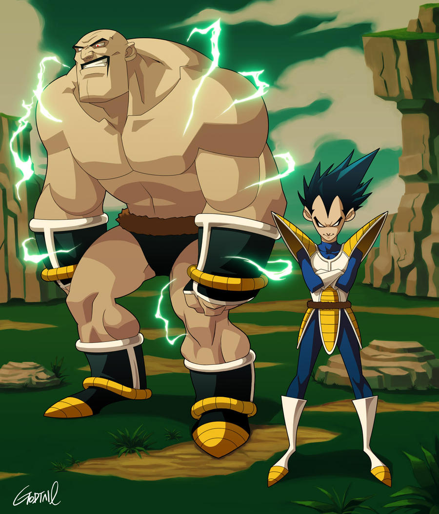 Bezita and Nappa