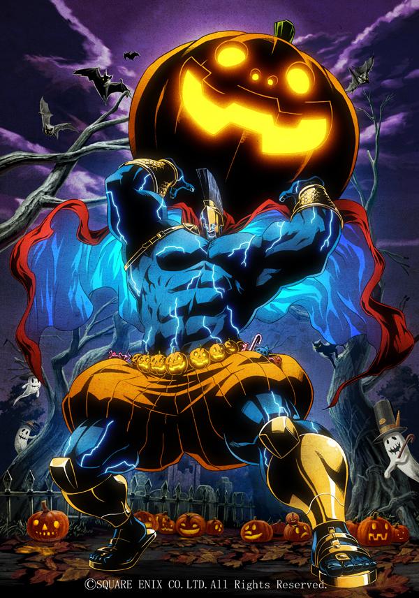 Taitan Halloween by GODTAIL