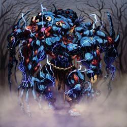 taitan Zombie by GODTAIL
