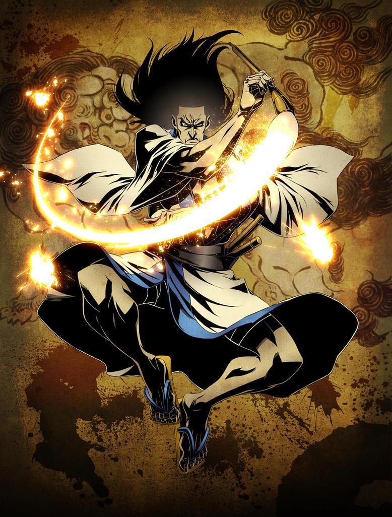 Kano Eitoku by GODTAIL