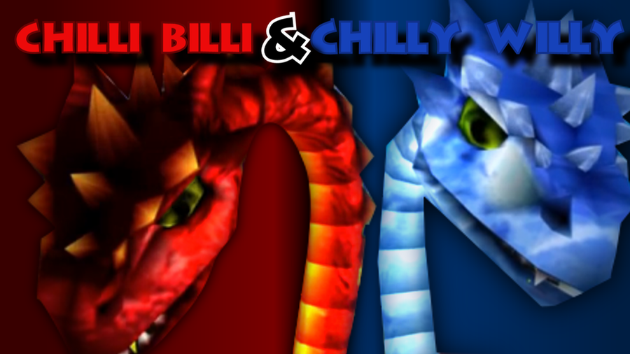 chilli billi and chilly willy wallpaper by gwreanreepah on