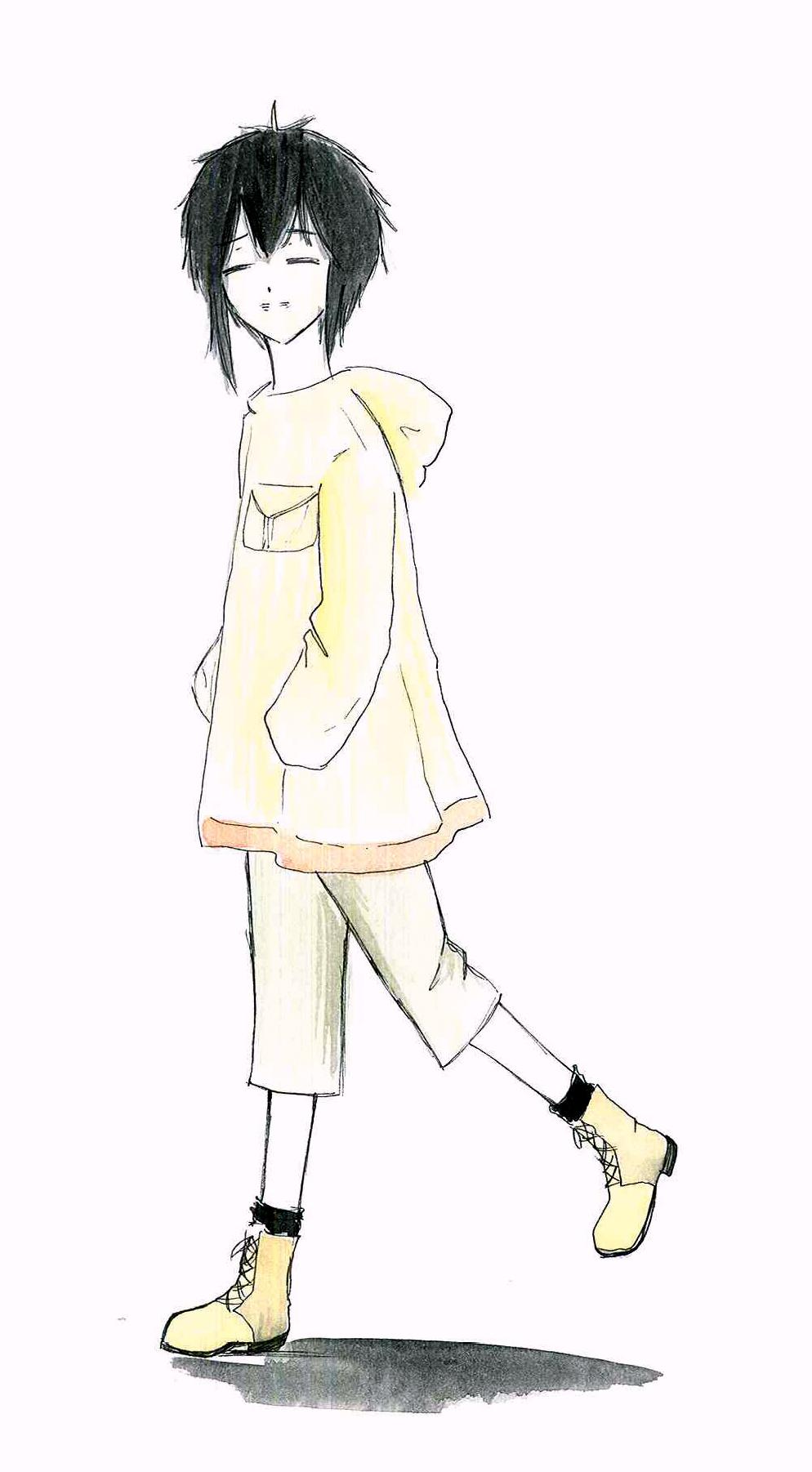 No-chan by vmxk