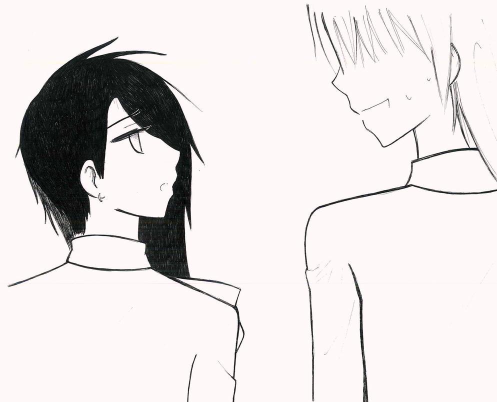 Conversation by vmxk