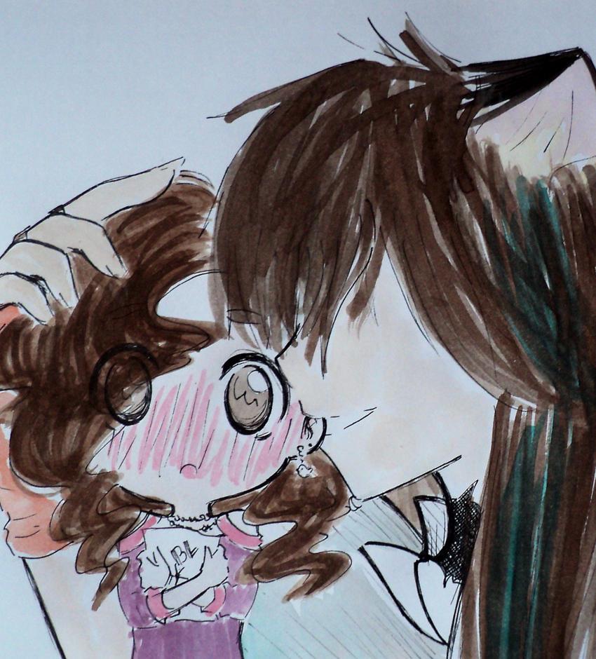 Haru y Taro-chan by vmxk