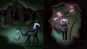 Vortex Mushroom Quest