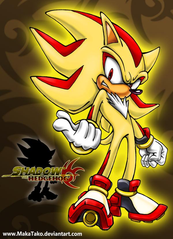 Super Shadow by MAKATAKO