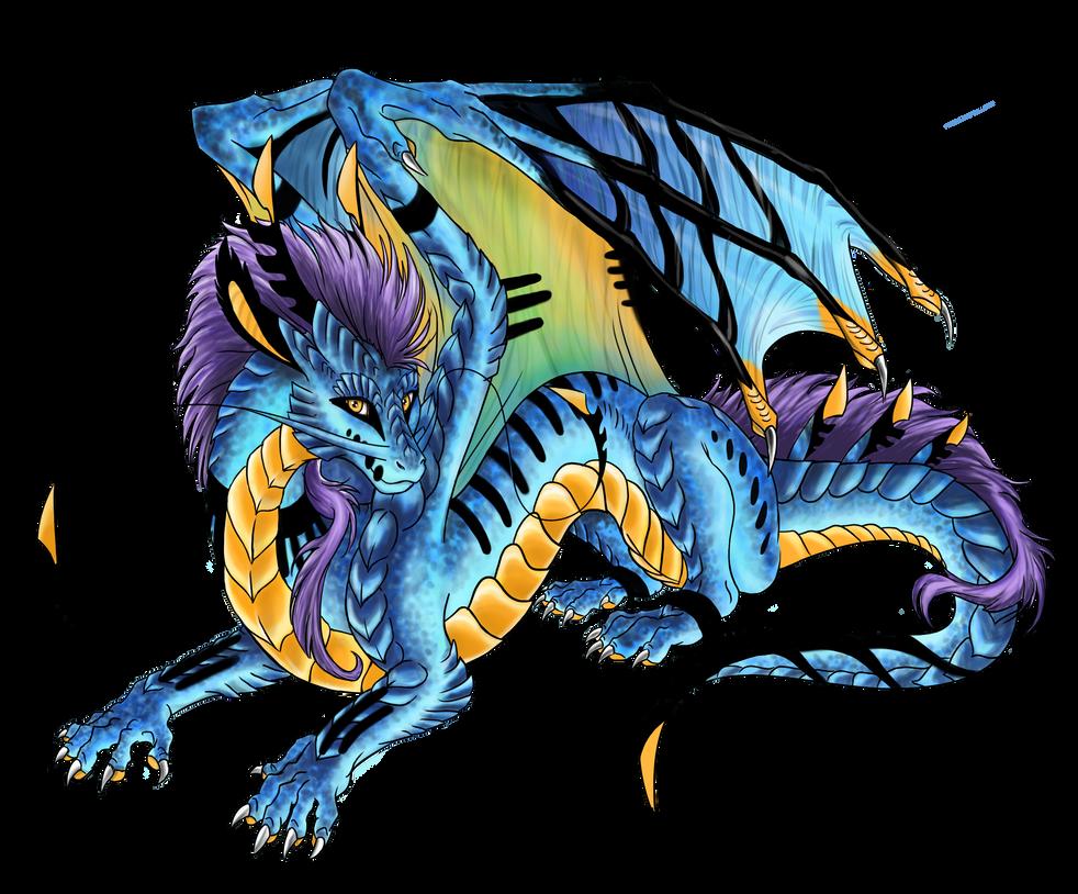 Dragoness Timeja by MAKATAKO