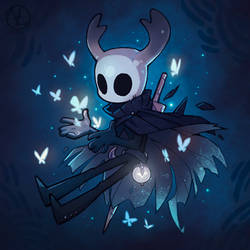 Hollow Knight by MLarty