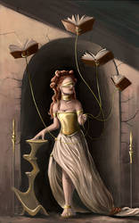 keeper of knowledge by titta