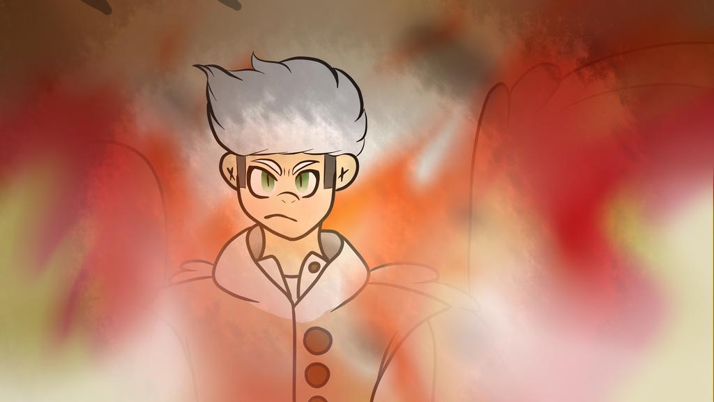 Fiery Wrath by ShrimpLeafCake