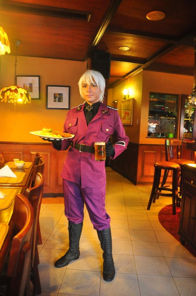 Bier und Schnitzel by Hisui-Facist