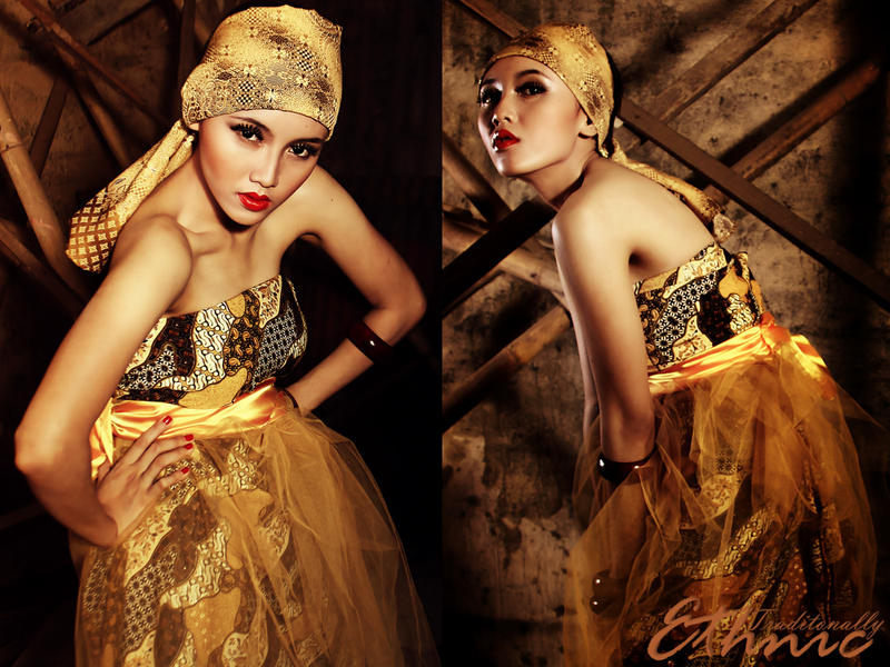 ::traditionally ethnic II:: by phutugenique