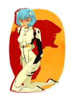 Rei by Pikila