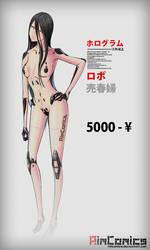 Prostitute of the Future by RimComics