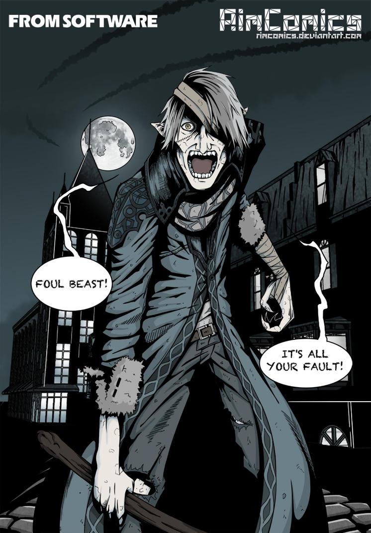 Bloodborne by RimComics