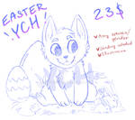 Easter ych by arvenick