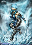 Fan-Art - Mortal-Kombat Frost