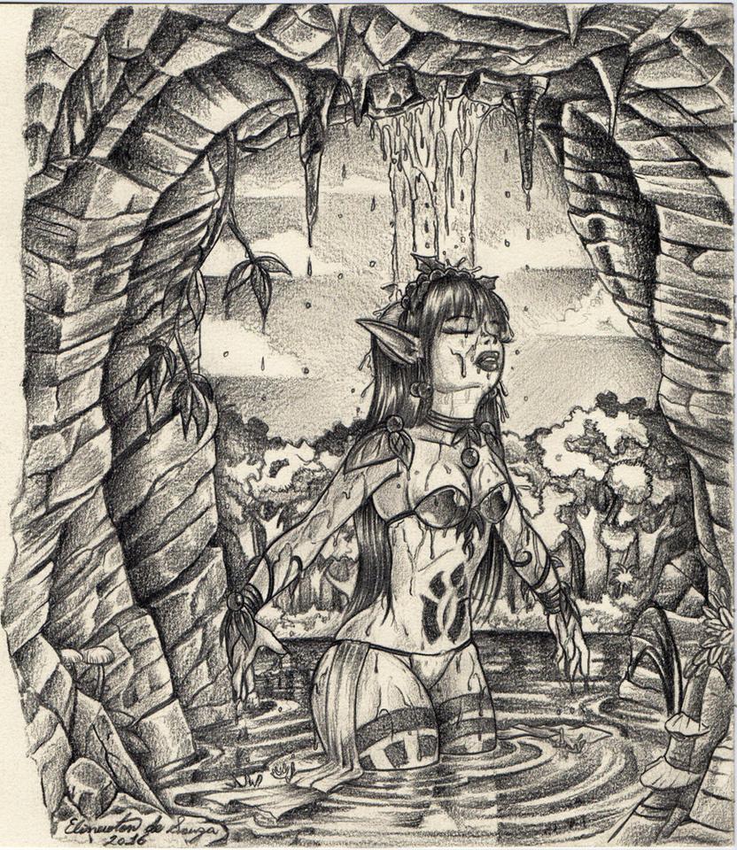 Pomona's Bath by Elinewton