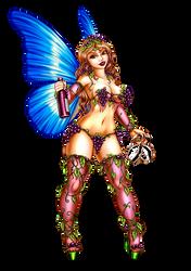 [COMMISSION] Tannat Grape Fairy