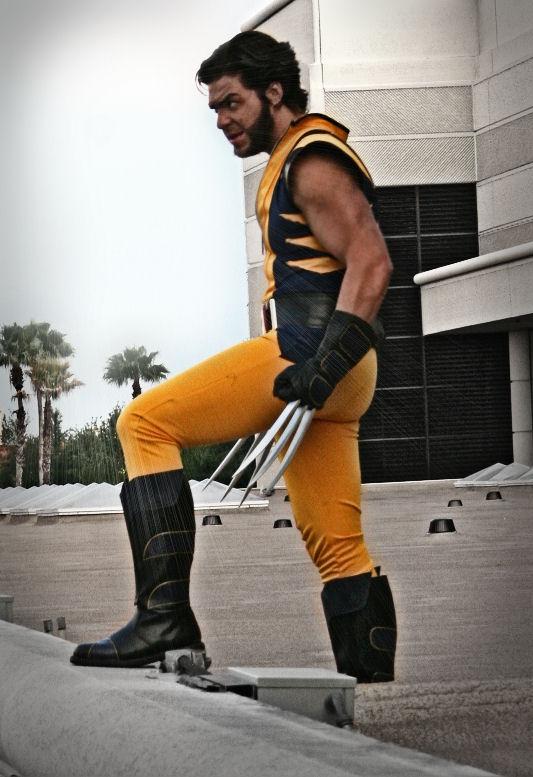 Astonishing Wolverine 1 by IamTheWolverine