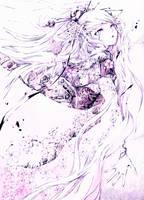 SakuraHime by chaamal