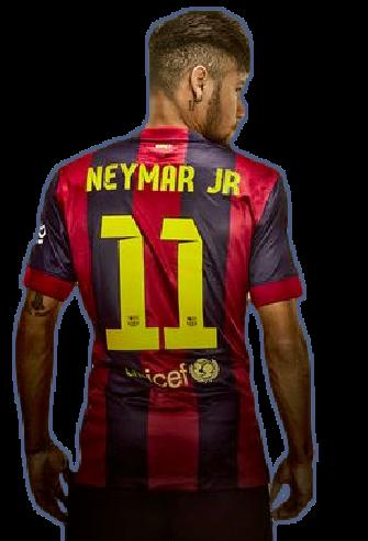 Neymar JR Png By Elvissivissi