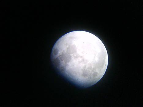 Giant moon 19-3-2011