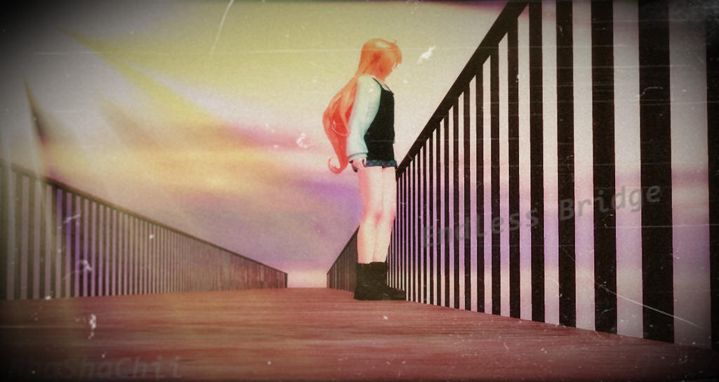 |Endless Bridge| by Cheshire01Alice