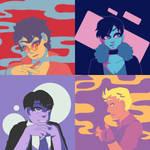 [SW] Color palette challenge 1